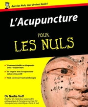 L'Acupuncture pour les Nuls ebook by Nadia VOLF