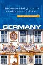 Germany - Culture Smart! ebook by Barry Tomalin