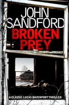 Broken Prey - Lucas Davenport 16 ebook by John Sandford