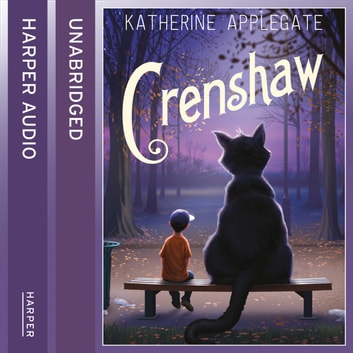 Crenshaw audiobook by Katherine Applegate