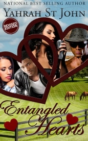 Entangled Hearts ebook by Yahrah St. John