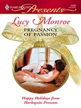 Pregnancy of Passion ebook by Lucy Monroe