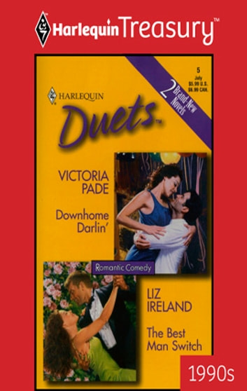 Downhome Darlin' & The Best Man Switch - Downhome Darlin'\The Best Man Switch ebook by Victoria Pade,Liz Ireland