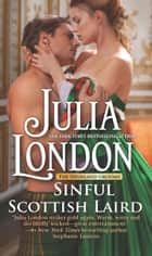 Sinful Scottish Laird ebook by Julia London