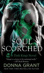 Soul Scorched, A Dark Kings Novel
