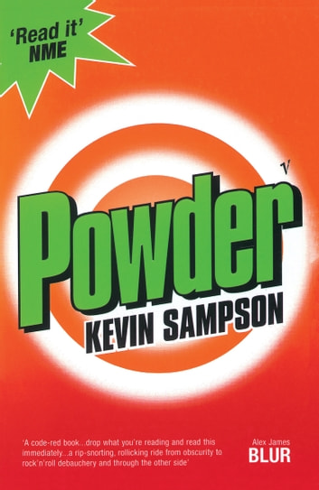 Powder eBook by Kevin Sampson