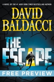The Escape - Free Preview (first 8 chapters) ebook by David Baldacci