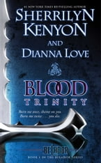 Blood Trinity, Book 1 in the Belador Series