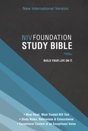 NIV Foundation Study Bible ebook by Zondervan