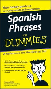 Spanish Phrases For Dummies ebook by