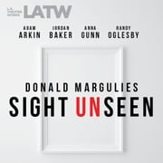 Sight Unseen audiobook by Donald Margulies