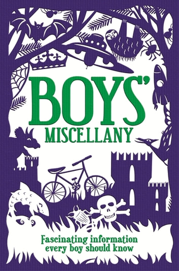 Boys' Miscellany ebook by Martin Oliver