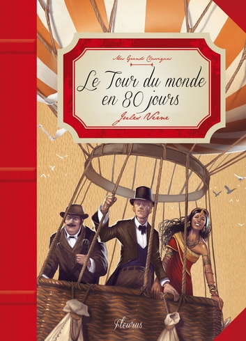 Le Tour du monde en 80 jours ebook by Jules Verne,Charlotte Grossetête