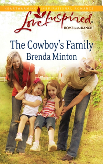 The Cowboy's Family ebook by Brenda Minton