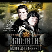 Goliath audiobook by Scott Westerfeld