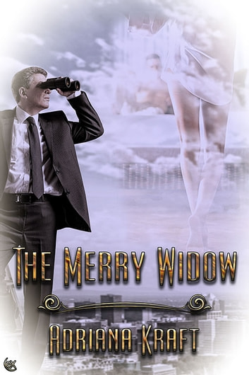 The Merry Widow ebook by Adriana Kraft