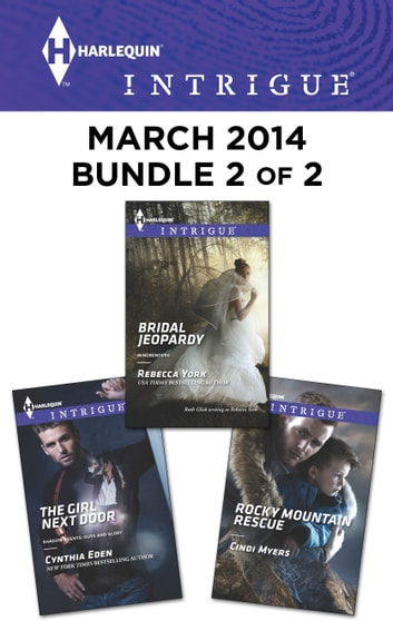Harlequin Intrigue March 2014 - Bundle 2 of 2 - An Anthology ekitaplar by Cynthia Eden,Cindi Myers,Rebecca York