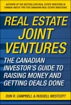 Real Estate Joint Ventures ebook by Don R. Campbell,Russell Westcott