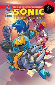 Sonic the Hedgehog #193 ebook by Ian Flynn,Tracy Yardley!,Jim Amash