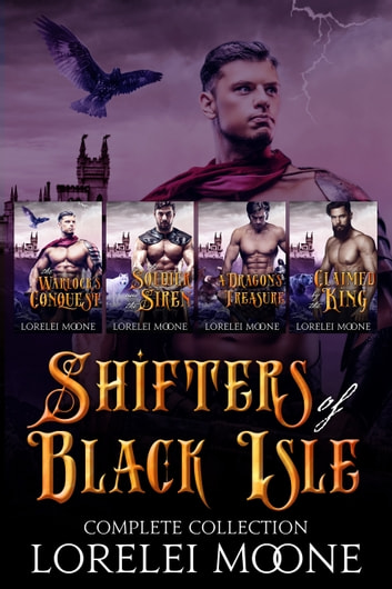 Shifters of Black Isle: The Complete Collection ebook by Lorelei Moone