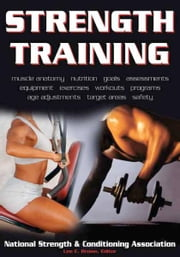 Strength Training ebook by National Strength and Conditioning Association