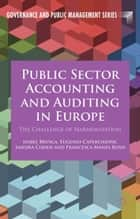 Public Sector Accounting and Auditing in Europe ebook by I. Brusca,E. Caperchione,S. Cohen,Francesca Manes Rossi