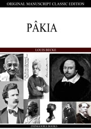 Pakia ebook by Louis Becke
