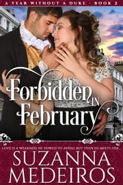 Forbidden in February ebook by Suzanna Medeiros