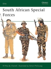 South African Special Forces ebook by Robert Pitta
