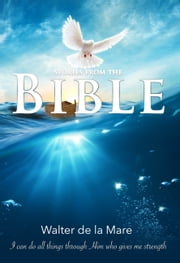 Stories from the Bible ebook by Walter de la Mare