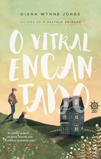 O vitral encantado ebook by Diana Wynne  Jones