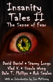 Insanity Tales II: The Sense of Fear ebook by Stacey Longo,David Daniel,Vlad V.,Ursula Wong,Dale T. Phillips,Rob Smales