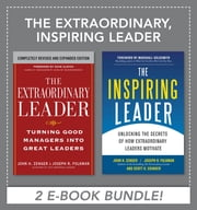 The Extraordinary, Inspiring Leader (EBOOK BUNDLE) ebook by Joseph Folkman,John Zenger