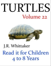 Turtles (Read it book for Children 4 to 8 years) ebook by J. R. Whittaker