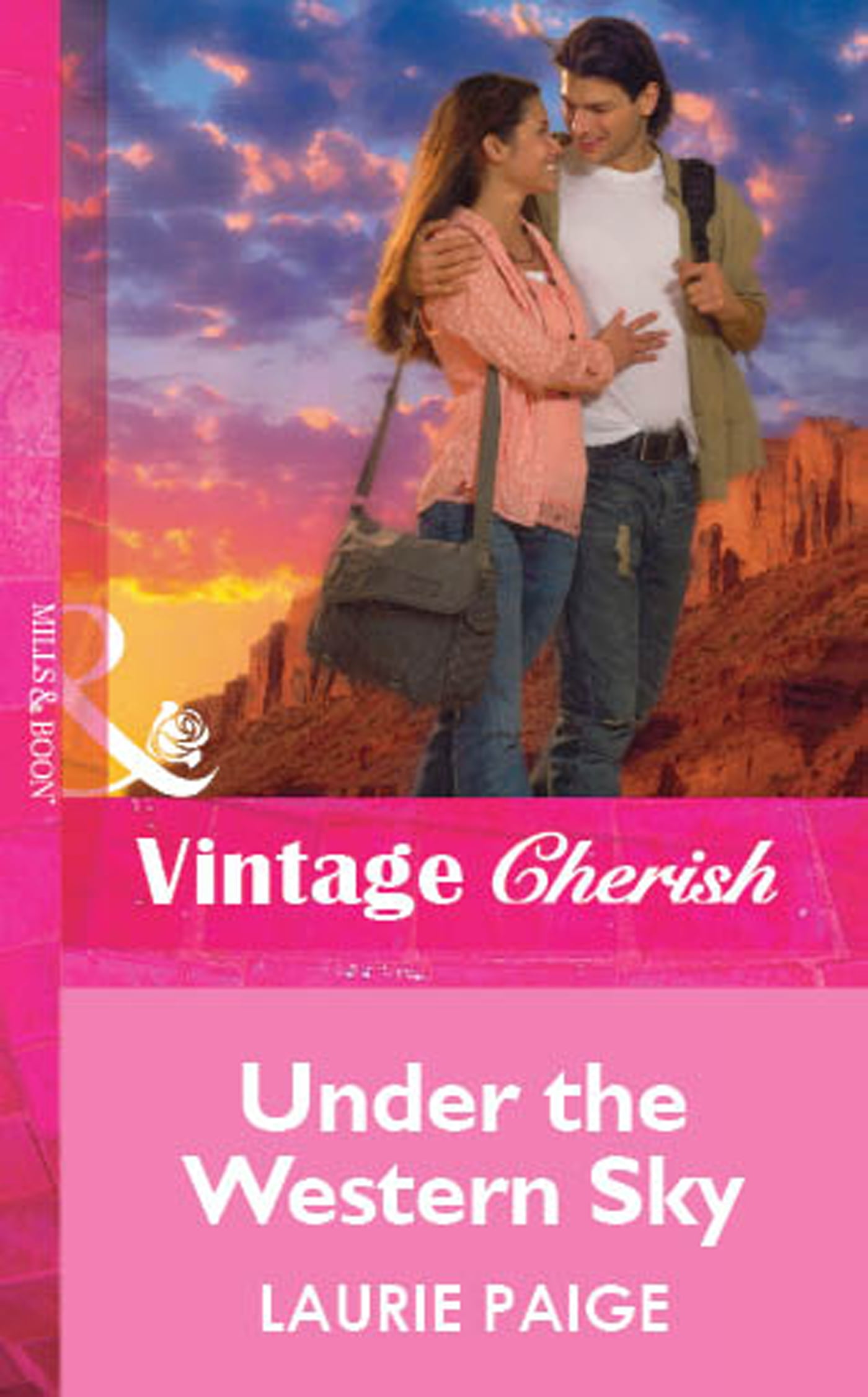 Under The Western Sky (Mills & Boon Vintage Cherish) PDF book by Laurie Paige: Description, discussion and reader ratings