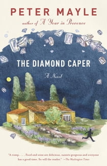 The Diamond Caper 電子書 by Peter Mayle