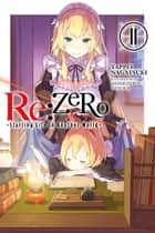 Re:ZERO -Starting Life in Another World-, Vol. 11 (light novel) ebook by