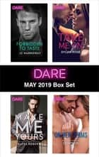 Harlequin Dare May 2019 Box Set - An Anthology ebook by JC Harroway, Katee Robert, Dylan Rose,...