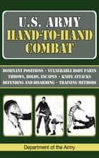 U.S. Army Hand-to-Hand Combat ekitaplar by Department of the Army