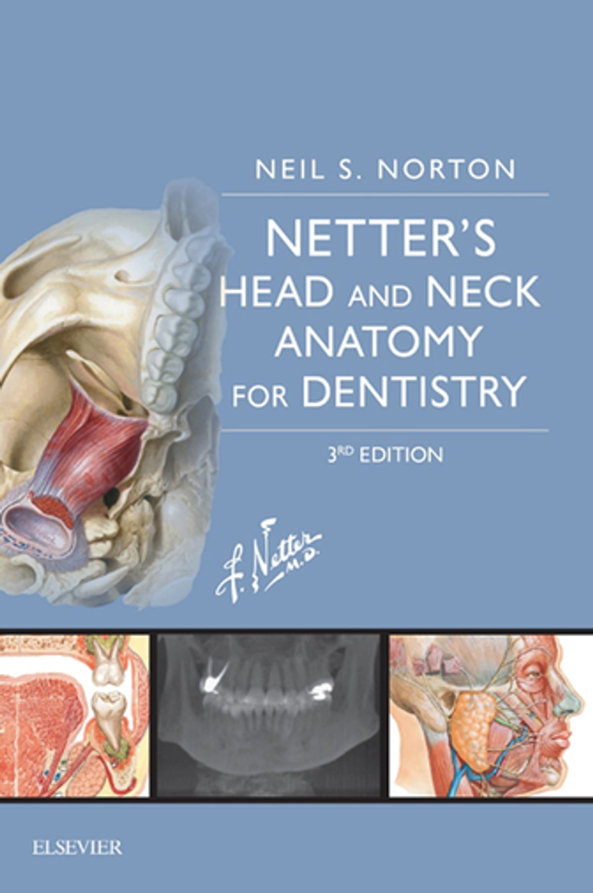 Netter\'s Head and Neck Anatomy for Dentistry E-Book eBook by Neil S ...