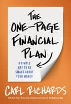 The One-Page Financial Plan ebook by Carl Richards