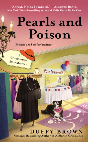 Pearls and Poison ebook by Duffy Brown