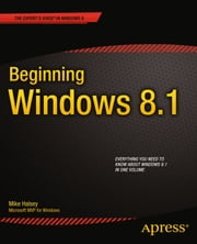 Beginning Windows 8.1 ebook by Mike Halsey