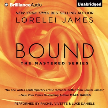 Bound audiobook by Lorelei James