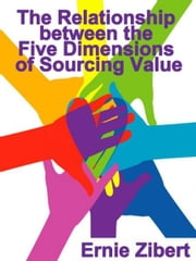 The relationship between the five dimensions of sourcing value ebook by Ernie Zibert