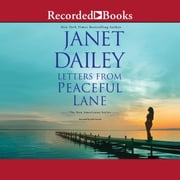 Letters From Peaceful Lane audiobook by Janet Dailey