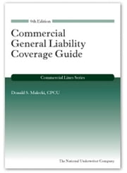 Commercial General Liability, 9th edition ebook by Donald S. Malecki CPCU