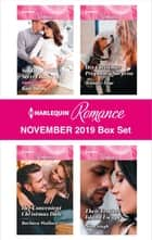 Harlequin Romance November 2019 Box Set ebook by Kate Hardy, Jennifer Faye, Barbara Wallace,...
