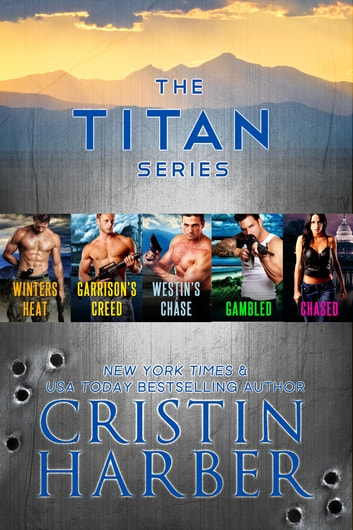 The Titan Series: Military Romance Box Set - Romantic Suspense ebook by Cristin Harber