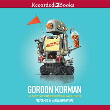 Ungifted audiobook by Gordon Korman